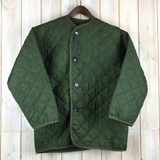 Vintage Liner Extreme Cold Weather Jacket Thermo Quilt Bernard Uniforms LTD M