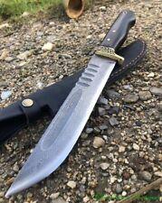 Achang Husa Hunting Knife Camping Knife Short Sword Pattern Steel Sharp #5466