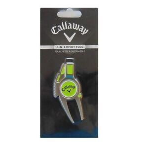 Callaway 4-in-1 Divot Tool Golf New..