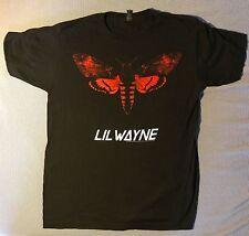 "Lil Wayne Young Money Concert T-Shirt ""I Am Not A Human Being 2"" - 19"" X 27"""