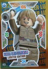 LEGO Star Wars Trading Card Game Serie 2 - LE10 Luke Skywalker Limited Edition