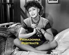 "GINGER ROGERS 8X10 Lab Photo 1942 ""ROXIE HART"" SEXY MOVIE STILL Doll Portrait"