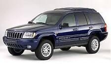 Jeep Grand Cheroke 1999-2005 Reparación Manual técnico en español