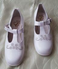 Mädchen Schuhe_Gr. 36_Kommunion- Hochzeits- Blumenmädchen- Prinzessinnen-Schuhe