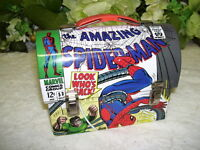 DR. OCTOPUS AND SPIDER MAN METAL LUNCHBOX MINI 2007