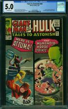 Tales to Astonish #64 CGC 5.0 -- 1965 -- Leader Attuma Antman Hulk #2001879006