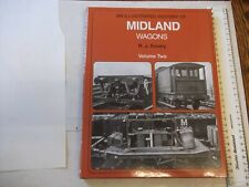 More details for illustrated history of midland wagons volume 2 - 169 pages - pub.2000 - h/back