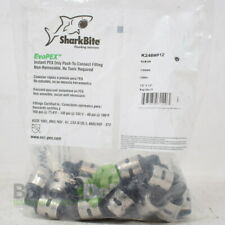 """SharkBite K248WP12 EvoPEX 1/2""""x1/2"""" Bag Of 12 Push To Connect Fitting Elbow"""