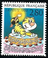 Timbre France  N°2838
