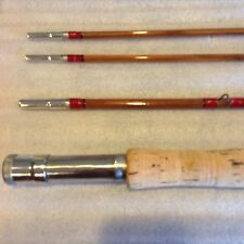 Wright McGill Granger Bamboo Fly Rod, 9 ft., 3/2 , Vintage About 1946
