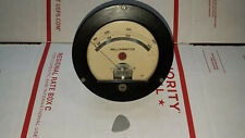Hickock Electrical Instruments Milliammeter 0-4000 mA Panel Meter Steampunk