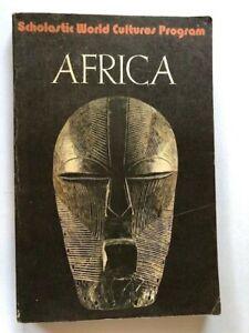 Africa [Scholastic World Cultures Program]