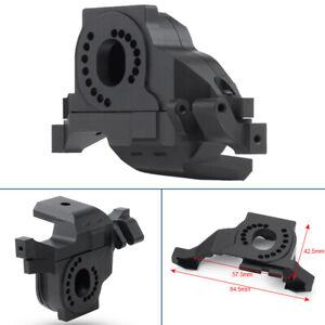 CNC Aluminum One-Piece Design Motor Mount Set For 1/10 TRAXXAS TRX-4 RC Crawler