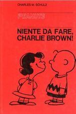 PEANUTS NIENTE DA FARE CHARLES BROWN! CHARLES M.SCHULZ LIBRI ED.FUMETTO (XA116)