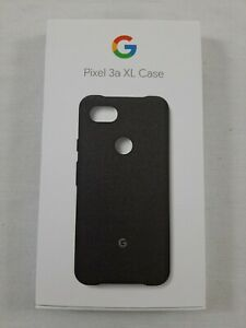 New Google Cellphone Cover For Pixel 3a XL Black