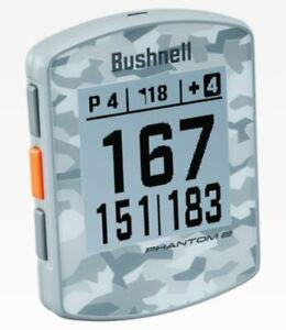 NEW Bushnell Phantom 2 GPS - Grey Camo - Drummond Golf
