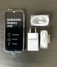 Samsung Galaxy A40 - 64GB - White (Unlocked) (Dual SIM)
