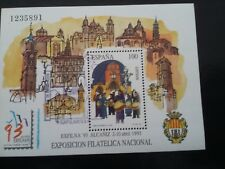 ESPAÑA SPAIN AÑO YEAR 1993 EDIFIL HOJA HB Nº 3249 (o) USADO USED - EXFILNA 93