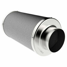 VIVOSUN 6 Inch Air Carbon Filter Odor Control with Virgin Charcoal Inline Fan - CF143E
