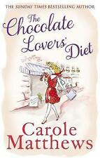 The Chocolate Lovers' Diet, Carole Matthews, New Book