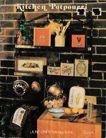Kitchen Potpourri Cross Stitch | June Grigg Designs #6