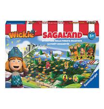 Ravensburger 21185 - Wickie Sagaland