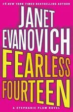 Stephanie Plum Novels: Fearless Fourteen 14 by Janet Evanovich (2008, Hardcover)