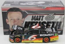MATT KENSETH #6 2018 AUTOGRAPHED AUTO ROUSH ALL STAR 1/24th ACTION LIONEL RACING