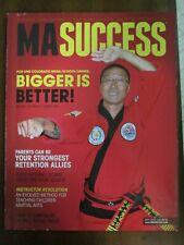 Masuccess (Martial Arts Industry Association magazine) Sept 2012 Joseph Seo