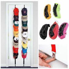 Baseball Cap Rack Hat Holder Rack Home Organizer Storage Door Closet Hanger N#
