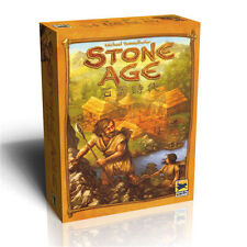 Stone Age Board Game Table Games Cards 2-4 player Toys Gifts for Kids Family