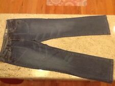Converse One Star Size 12 Straight Leg Jeans