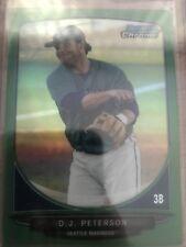 2013 Bowman Yasiel Puig #1 Baseball Card
