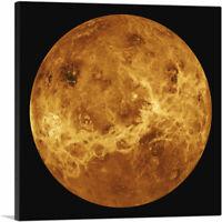 ARTCANVAS Planet Venus Second Planet From the Sun Canvas Art Print