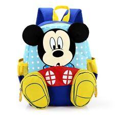 kids bag Children's school mochila escolar backpacks school Mickey Minnie New