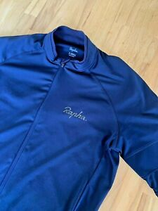 Mens Rapha Core Jersey Navy - XS