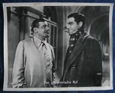 Kinoaushangfoto  Der gebieterische Ruf  1944  Rudolf Forster, Paul Hubschmid