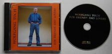 Wolfgang Tuch For Friends And Lovers CD Acoustic Guitar Private