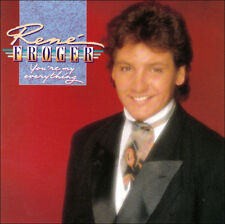 RENE FROGER * You're My Everything * (2nd Album, 1989) NEW SEALED CD *