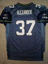 THROWBACK Seattle Seahawks SHAUN ALEXANDER nfl Jersey YOUTH KIDS BOYS (m-medium)