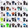 2020 Mens Team Cycling Jerseys Cycling Short Sleeve Jersey And Bib Shorts Set