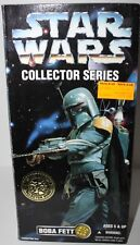 STAR WARS COLLECTOR SERIES BOBA FETT 12 INCH KENNER 1996 LUCAS FILM MIB