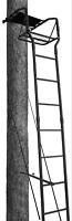 Basic 15ft Single Man Outdoor Ladder Tree Stand Deer Bear Bow Game Gun Hunting