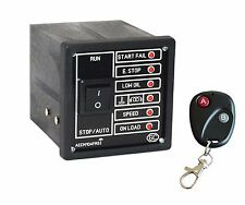 WIRELESS & WIRED REMOTE START / STOP Automatic Generator Controller.