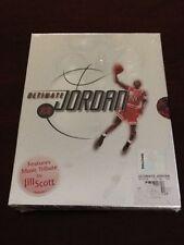 Ultimate Jordan (DVD, 2001, 2-Disc Set) Michael Chicago Bulls