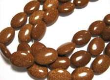13X18mm Natural Galaxy Staras Gold Sand Sun Sitara Stones Loose Beads