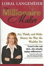 The Millionaire Maker Loal Langemeier paperback book new
