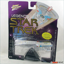Johnny Lightning Legends of Star Trek Future USS Enterprise NCC-1701-D series 3