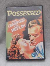 Possessed (DVD, 1947) Joan Crawford / Van Heflin