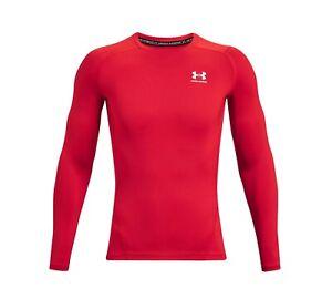 Under Armour Men's HeatGear Compression Long Sleeve Shirt 1361524